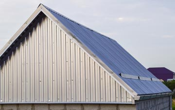 disadvantages of Tanis corrugated roofing