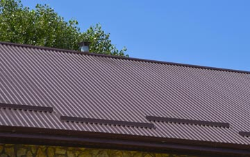 typical Tanis corrugated roof uses