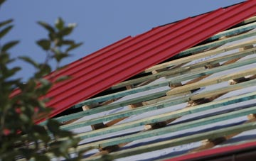 Tanis corrugated roofing costs