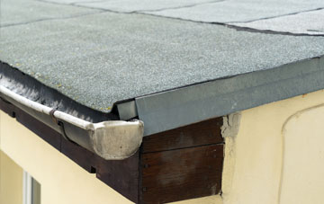Tanis flat garage roofing repairs