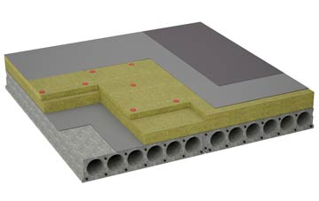 considerations of Tanis flat roofing insulation