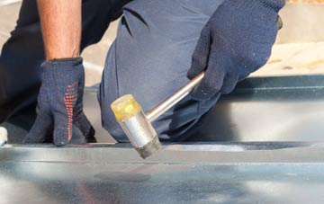 Tanis metal flat roofing repairs