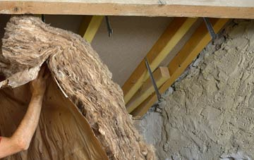 Tanis pitched roof insulation costs
