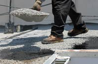 find rated Tanis flat roofing replacement companies